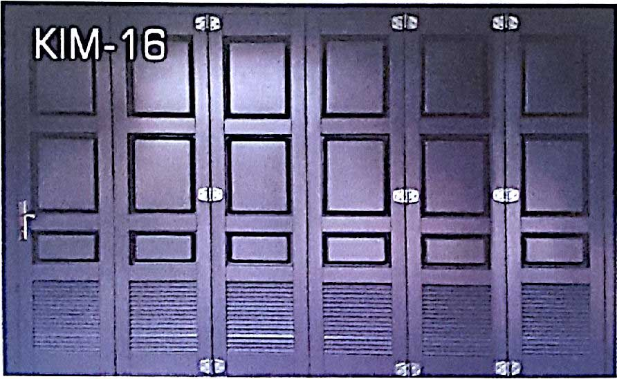 Contoh Pintu Besi Ruko - Pagar Rumah